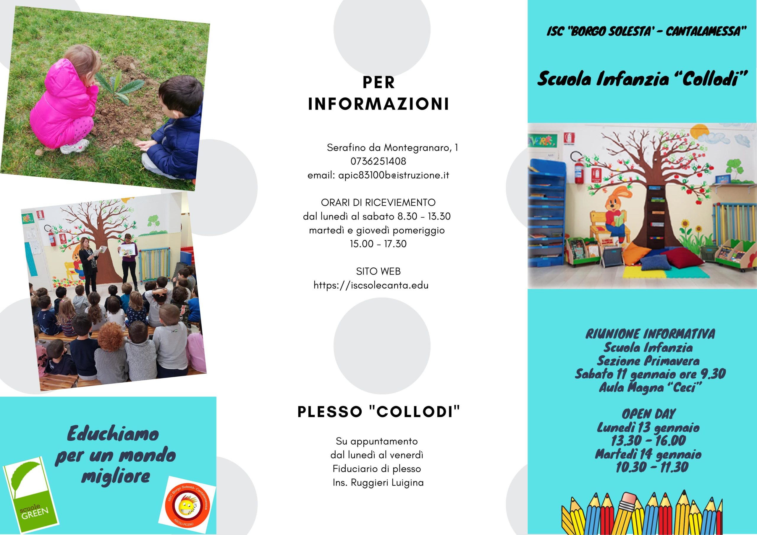 Brochure Collodi n. 1